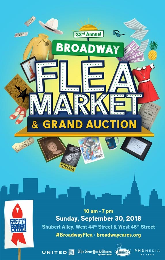 Broadway Flea Market Grand Auction