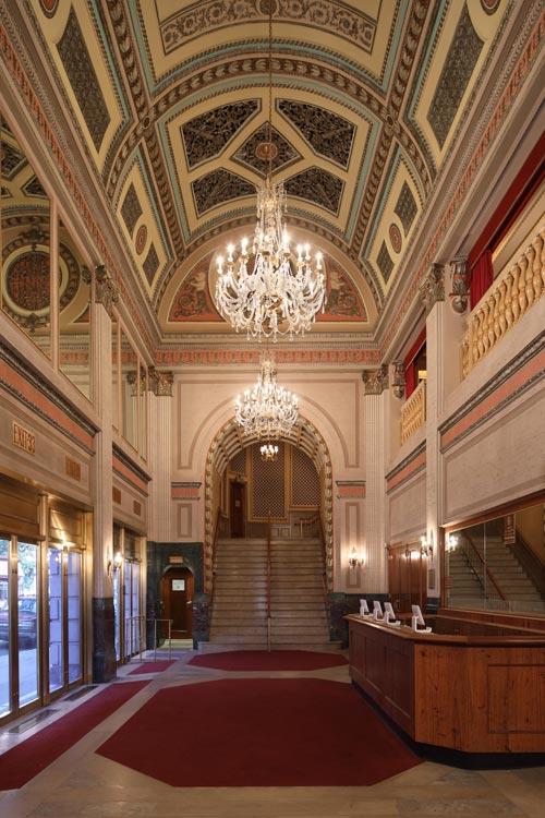 Forrest Theatre Shubert Organization