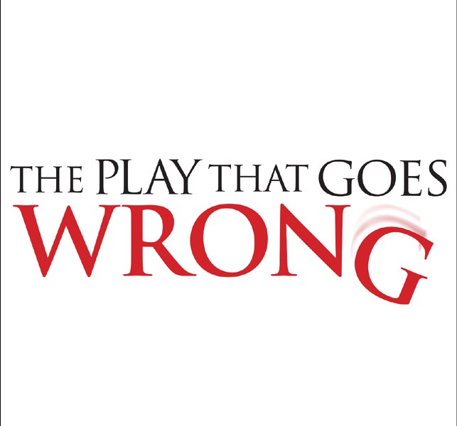 Play That Goes Wrong Show Logo