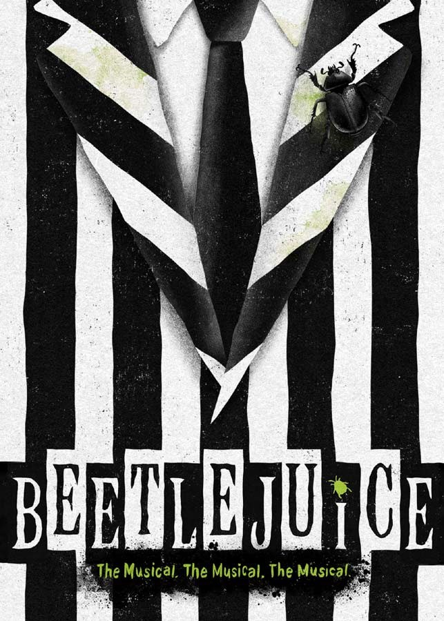 Beetljuice Broadway Musical