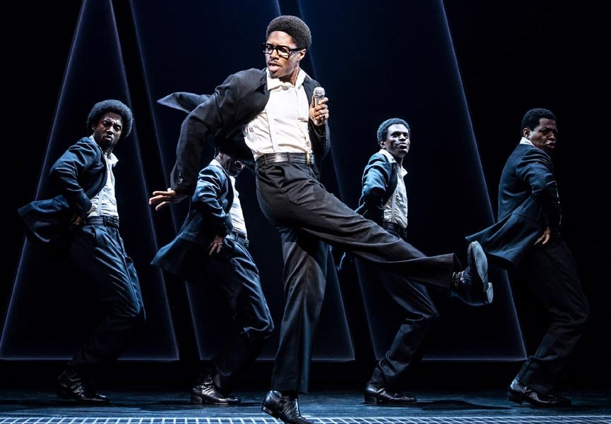 Aint Too Proud Temptations Musical Broadway