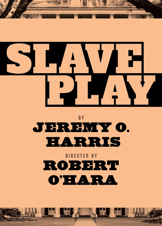 Slave Play Broadway Show Tickets Logo