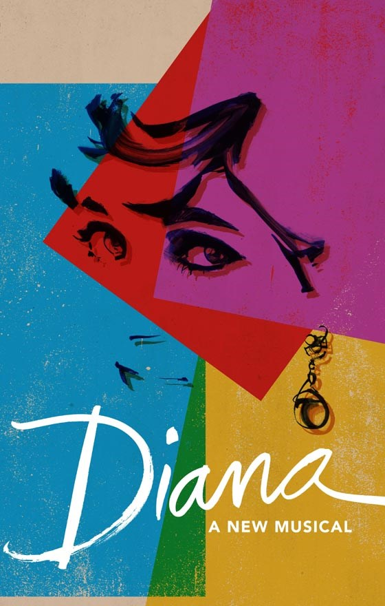 Princess Diana Musical Broadway Logo