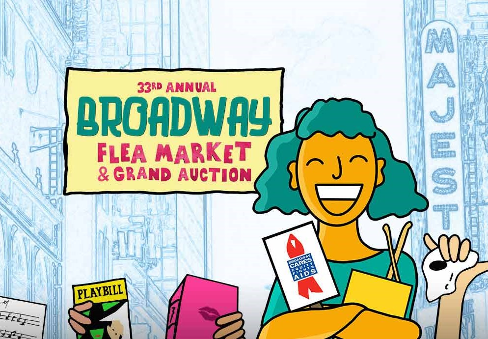 33rd Annual Broadway Flea Market & Grand Auction