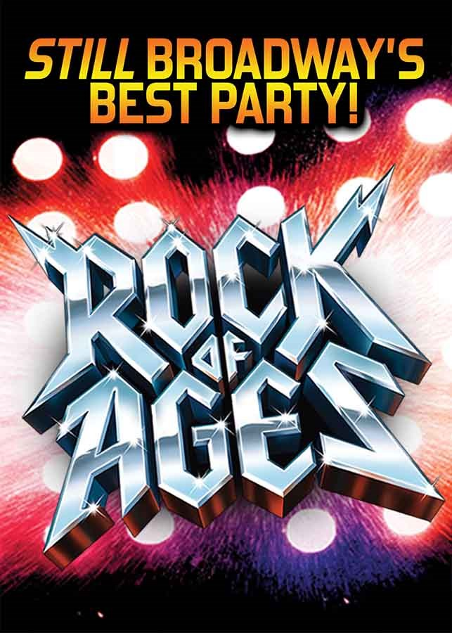Rock of Ages Off Broadway Show