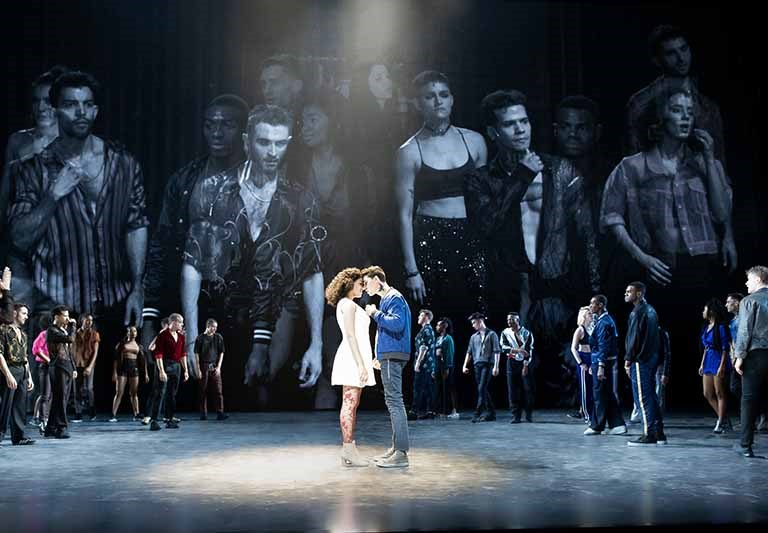 West Side Story at the Broadwway Theatre