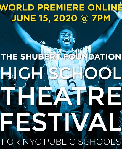 Watch the Virtual High School Theatre Festival for NYC Public Schools